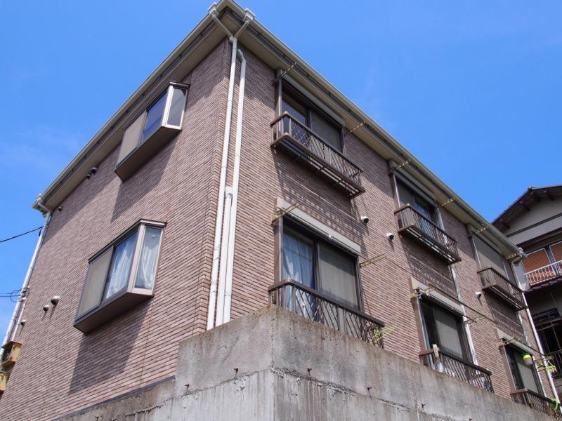 築15年のアパート