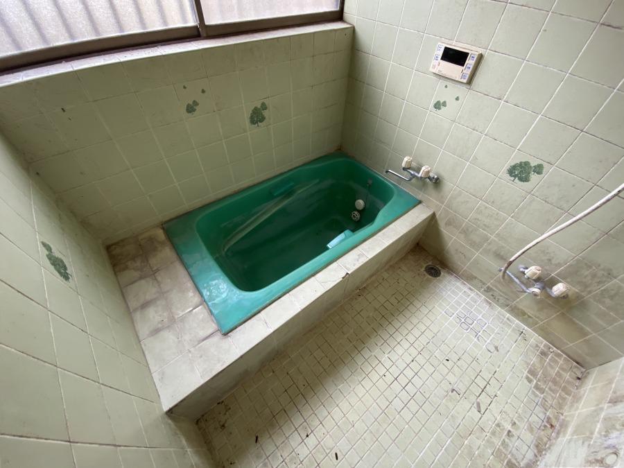 在来の浴室